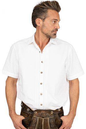 OS-TRACHTEN Herren Trachtenhemden - Kurzarmhemd CHIEMSEE