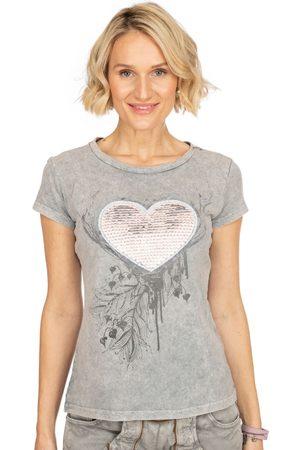 hangOwear Damen T-Shirts, Polos & Longsleeves - T-Shirt ESMERALDA