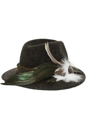 Faustmann Damen Hüte - Trachtenhut 1013-D200 anthrazit
