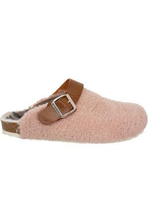Genuins Damen Hausschuhe - Pantoffel G100112 WOOLAND