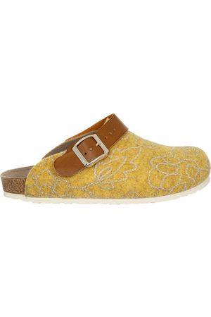 Genuins Damen Hausschuhe - Pantoffel G101623 GLOW