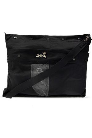 Y-3 Patched shoulder bag , Herren, Größe: One size