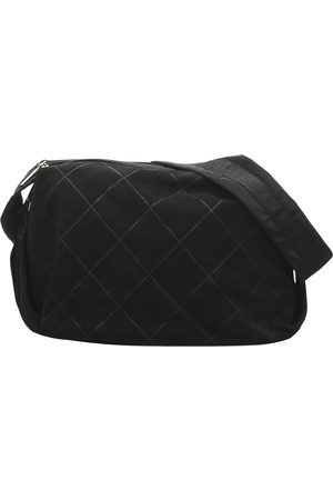 CHANEL Wild Stitch Suede Shoulder Bag , Damen, Größe: One size