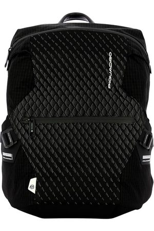 Piquadro Two-pocket laptop backpack with Rfid Pq-Y 14.0 , Herren, Größe: One size