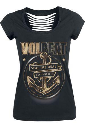 Volbeat Damen T-Shirts, Polos & Longsleeves - Anchor T-Shirt