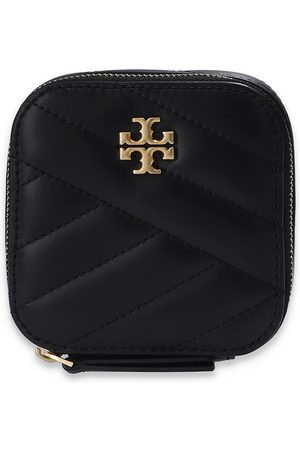 Tory Burch 'Kira' quilted jewellery case , Damen, Größe: One size