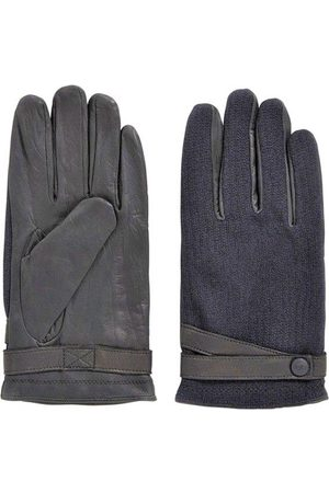 HUGO BOSS Gloves with sections in contrasting fabric Gossling 50374390 , Damen, Größe: 10