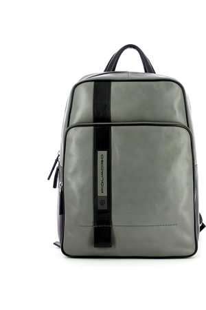 Piquadro Small Laptop Backpack Febo 11.0 , Herren, Größe: One size