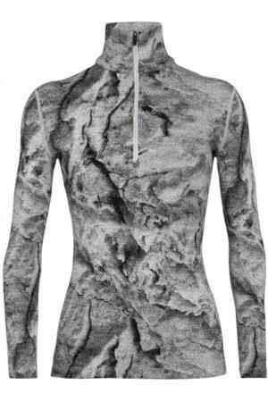 Icebreaker Damen Sweatjacken - Sweatshirt ' Wmns 250 Vertex LS Half Zip
