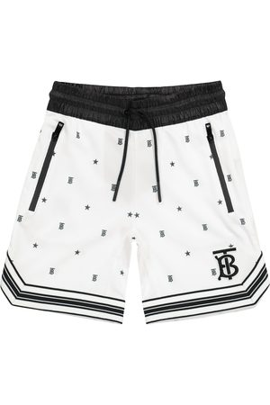 Burberry Shorts aus Jersey