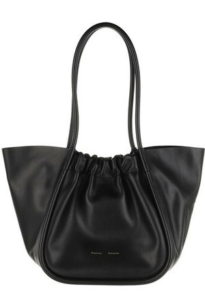 Proenza Schouler Tote Large Ruched Tote Black