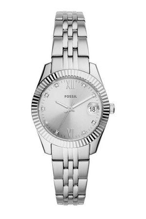 Fossil Uhr Scarlette Mini Watch Dress Silver silber