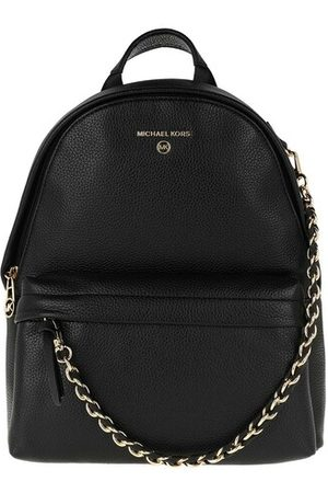 Michael Kors Rucksack Slater Medium Backpack Black