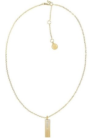 Tommy Hilfiger Halskette Dressed Up Necklace Gold gold