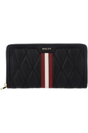 Bally Damen Geldbörsen & Etuis - Portemonnaie Dalen Zip Around Black