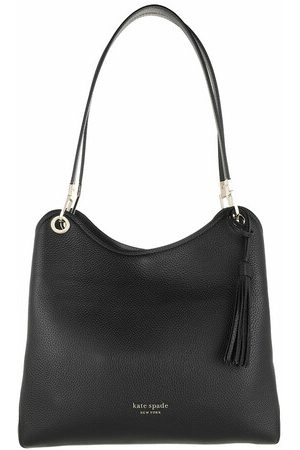 Kate Spade Tote Loop Large Shoulder Bag Black