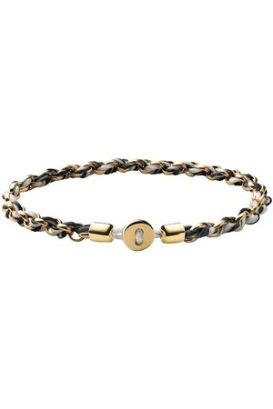 Miansai Armband Nexus Chain Bracelet Navy/White blau