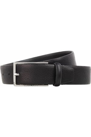 HUGO BOSS Damen Gürtel - Gürtel Carmello Belt Black