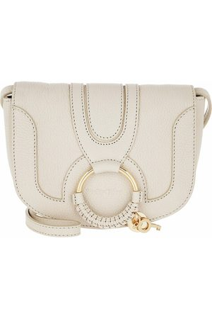See by Chloé Umhängetasche Hana Mini Crossbody Bag Cement Beige beige