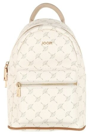JOOP! Damen Rucksäcke - Rucksack Cortina Salome Backpack Xsvz Offwhite weiß