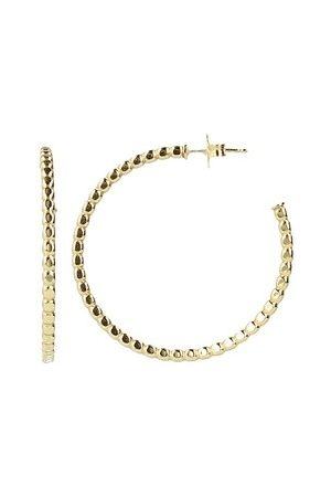 LOTT. gioielli Damen Uhren - Ohrringe CL Earring Yellow Gold gelbgold
