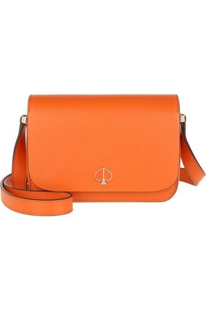 Kate Spade Umhängetasche Small Flap Shoulder Bag Juicy Orange orange