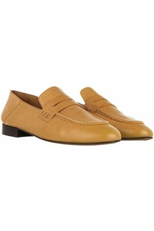 Toral Schuhe Loafers Natural Tan beige