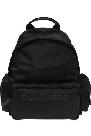 Dsquared2 Logo-printed backpack , Herren, Größe: One size