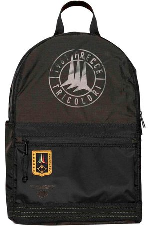 Aeronautica Militare Bo1050 Backpack With Applications , Herren, Größe: One size
