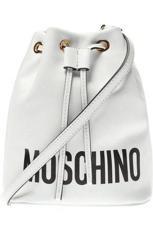 Moschino Shoulder bag with logo , Damen, Größe: One size