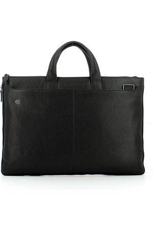 Piquadro Geldbörsen & Etuis - Black PC bag , unisex, Größe: One size