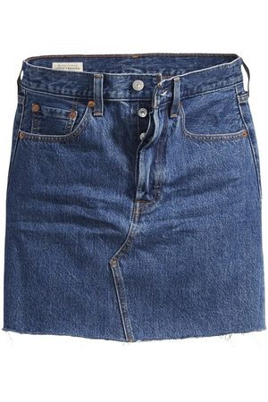 Levi's Levi's, High-Rise Deconstructed Skirt , Damen, Größe: W29