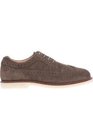Hogan English style lace-up with light para sole and contrasting welt , Herren, Größe: UK 10