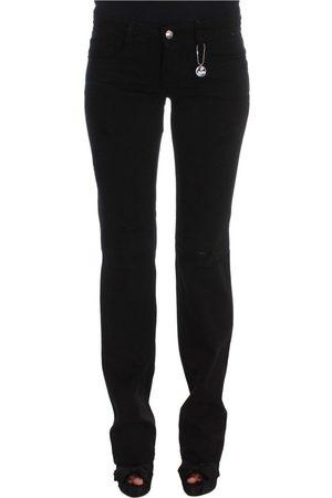 Costume National Slim Fit Bootcut Jeans , Damen, Größe: W26