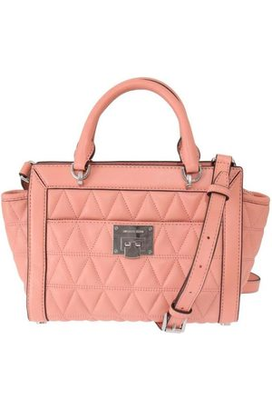 Michael Kors Vivianne Messenger Bag Pink, Damen, Größe: One size