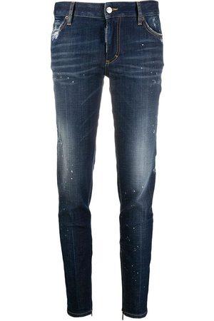 Dsquared2 Skinny Jeans , Damen, Größe: 40 IT