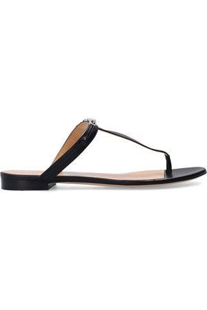 Givenchy Flip-flops with logo , Damen, Größe: 39 1/2