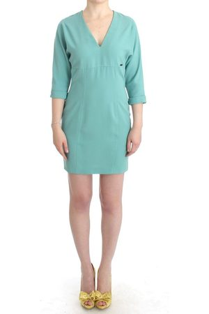 Costume National 3/4 sleeved sheath dress , Damen, Größe: S - 42 IT