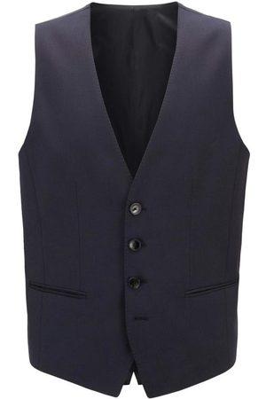 HUGO BOSS Waistcoat , Herren, Größe: 48