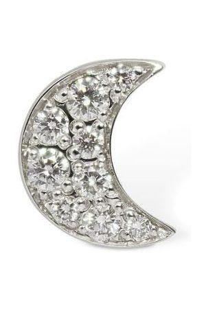 """DODO 18kt Gold-mono-ohrring Mit Diamanten """"luna"""""""