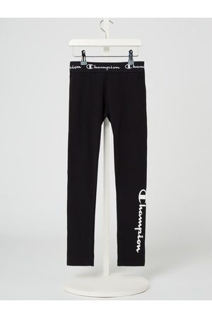 Champion Leggings mit Logo-Bund
