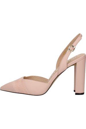Luciano Barachini Sandals Pink, Damen, Größe: 37