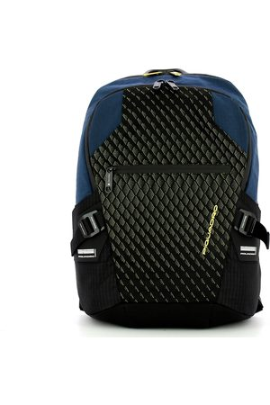 Piquadro Two-pocket PC backpack with Rfid Pq-Y 14.0 , Herren, Größe: One size