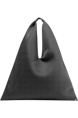 MM6 MAISON MARGIELA Medium black Japanese mesh bag , Damen, Größe: One size