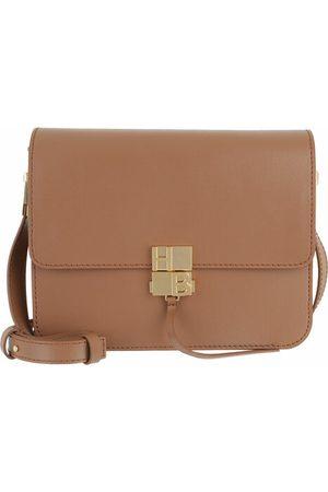 HUGO BOSS Umhängetasche Ella Shoulder Bag Medium Brown