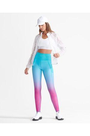 Superdry Damen Jacken - Sport Running Membrane Jacke