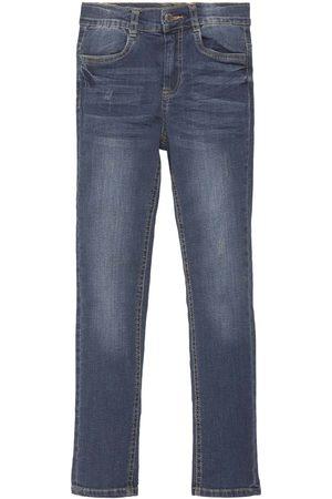 TOM TAILOR Mädchen Jeans im Destroyed-Look, , Gr.104