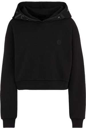 Moncler Hoodie Maglia aus Jersey