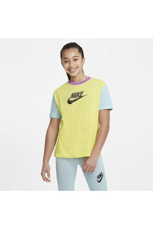 Nike Mädchen T-Shirts, Polos & Longsleeves - Sportswear T-Shirt für ältere Kinder (Mädchen)