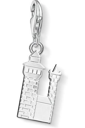 Thomas Sabo Damen Armbänder - Charm-Anhänger Nürnberger Burg